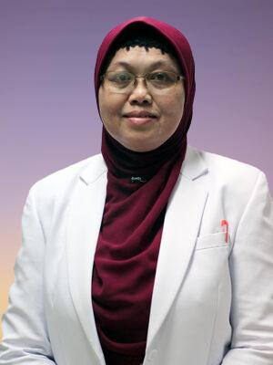 Amalia Yuanita, dr. Hj. M.Kes, SpS