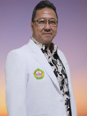 BRM Sarsono, dr, SpB. SpBA