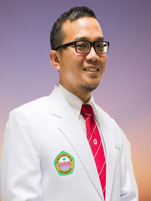 Dhika Prabu A, dr, SpOG