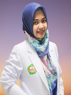 Laras Alditsa Surya K, dr