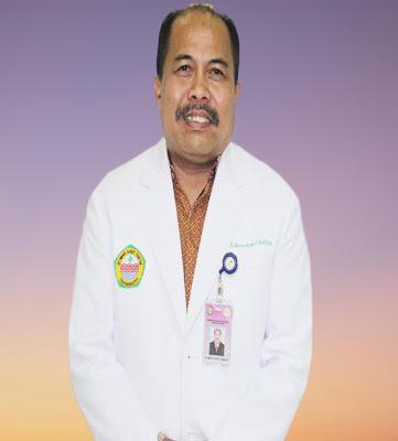 Ismon Kusasi, dr ,SpB (K) V