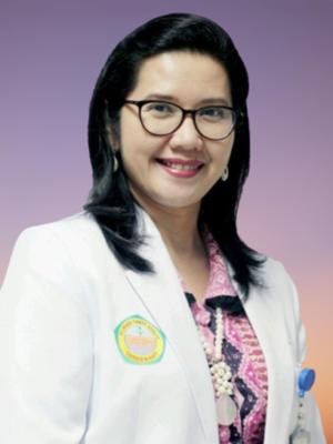 Martha Saulina, dr, SpKK