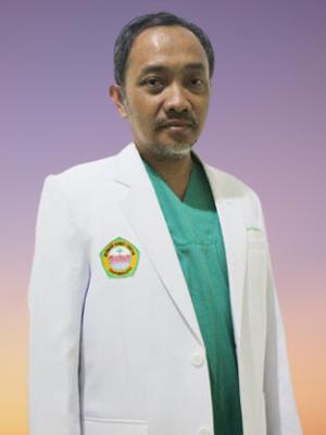 Nugroho, dr, SpAn
