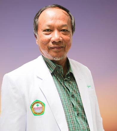 Nurman Efendi, dr, SpOT