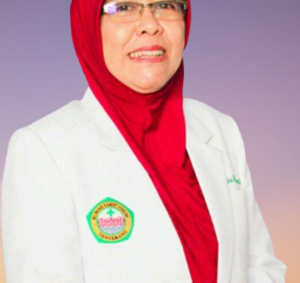 Rini P, Dr. dr. SpA