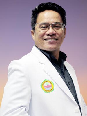 Sahat Aritonang, dr. SpS, FINS
