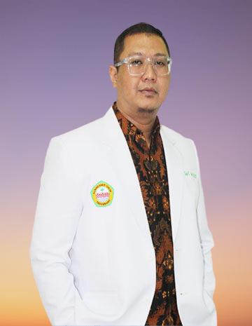 Taufik Budi Satrio, dr, SpB KBD
