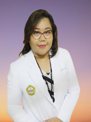 Melfa Lamria Berliana L. T,dr, S